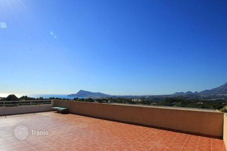 Penthouses for sale in Altea. BEAUTIFUL PENTHOUSE IN ALTEA
