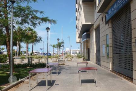 Cheap commercial property in Europe. Non-residential premises for restaurant or cafe, near the port, in Denia, Spain