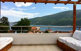 Penthouse just 50 m from the sea, Denovici, Herceg Novi, Montenegro for 285,000 €