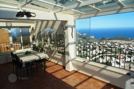 Cheap 3 bedroom apartments for sale in Moraira. Apartment – Moraira, Valencia, Spain