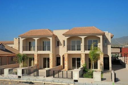 Townhouses for sale in Moni. Terraced house – Moni, Limassol, Cyprus