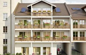 New homes for sale in Bavaria. Two-bedroom apartment in a new building in the ski resort Garmisch-Partenkirchen