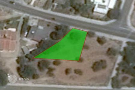 Land for sale in Kissonerga. Plot in Kissonerga with sea view next to Paphos forthcoming Marina