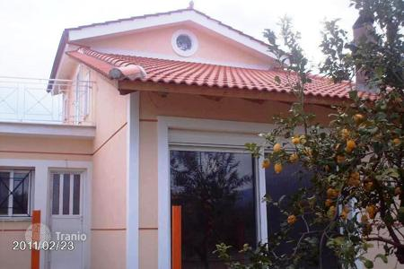 Coastal residential for sale in Peloponnese. Two new two-storey house in the Peloponnese