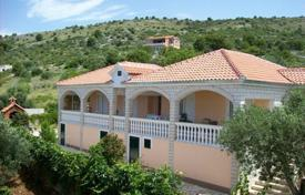 Coastal houses for sale in Rogoznica. Renovated villa with a private garden, a terrace and a sea view, Rogoznica, Croatia