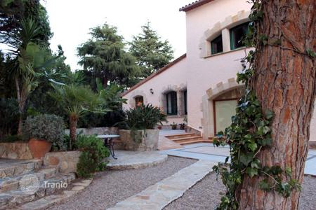 Residential for sale in Cabrera de Mar. Luxury house in Maresme