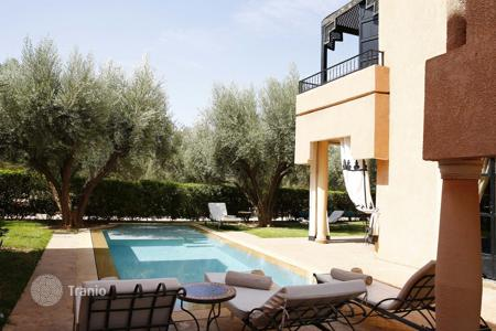 4 bedroom villas and houses to rent in Morocco. Villa – Marrakesh, Marrakech-Tensift-El Haouz, Morocco