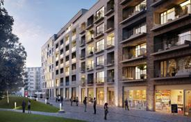 Property for sale in Central Europe. New one-bedroom apartment on the river bank, Mitte, Berlin, Germany