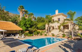 Magnificent three-storey luxury villa, Golden Mile, Marbella, Spain for 2,300,000 €