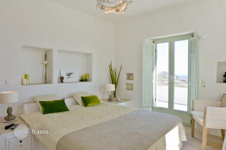Coastal residential for rent in Aegean. Villa - Santorini, Aegean, Greece
