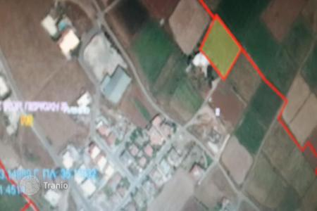 Cheap land for sale in Nicosia. 2,342 m² Residential Plot in Meniko