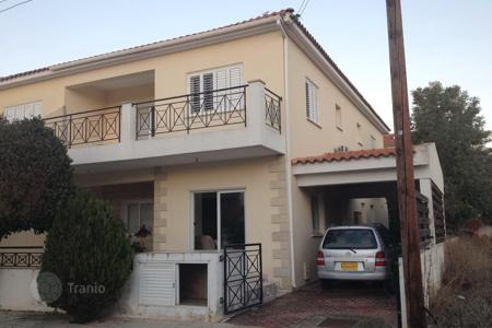 Townhouses for sale in Nicosia (city). 4 Bed Semidetached house in Lakatamia