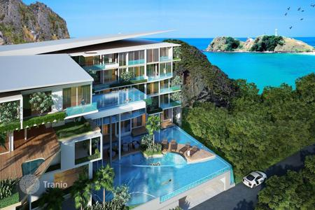 Apartments for sale in Southeast Asia. The most luxury condominium Ao Nang, Krabi