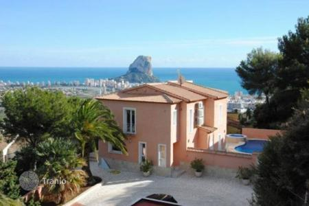 Chalets for sale in Calpe. Detached Villa — Calpe