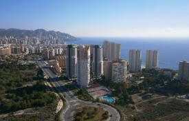 3 bedroom apartments for sale in Costa Blanca. Apartment – Benidorm, Valencia, Spain
