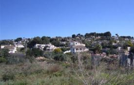 Cheap houses for sale in Spain. Parcela of 0 bedrooms in Benissa
