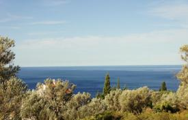 Development land for sale in Blizikuće. Plot with sea views in Blizikuce, Budva