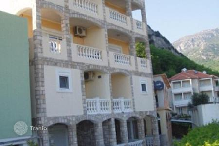 Coastal hotels for sale in Budva. Hotel at the first sea line, Budva Riviera, Montenegro
