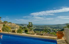 2 bedroom houses for sale in Moraira. Mediterranean style villa with spacious rooms and a sea view, Moraira, Spain