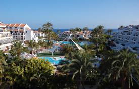 Apartments with pools for sale in Playa. Apartment in the popular residential complex of Tenerife