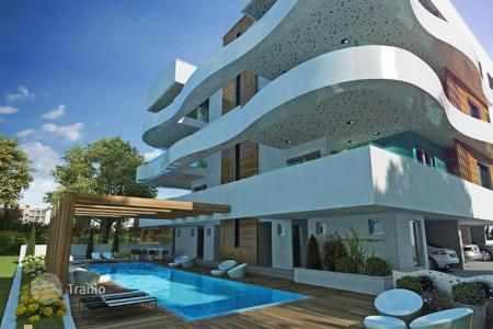 Coastal apartments for sale in Pareklisia. Apartment – Pareklisia, Limassol, Cyprus