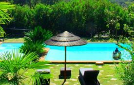 Villas and houses for rent with swimming pools in Sperlonga. Villa Tiberio