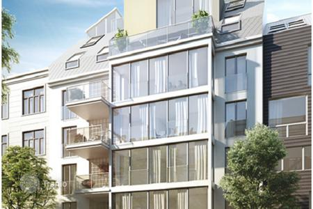 New homes for sale in Vienna. One bedroom apartment in a new building in a prestigious district of Vienna — Kaisermuhlen