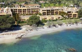 Coastal apartments for sale in Balearic Islands. 2 and 3 bedroom beachfront apartments with seaviews surrounded by nature and services in Port Vell, Mallorca