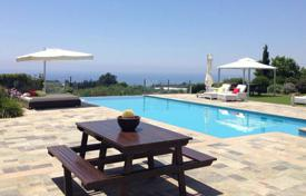 Luxury houses with pools for sale in Cyprus. Villa – Tala, Paphos, Cyprus