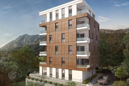 1 bedroom apartments for sale in Becici. Apartments in a new complex in Becici