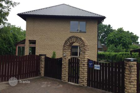 Coastal property for sale in Baltics. New separate house in Jurmala, 300 meters from the sea