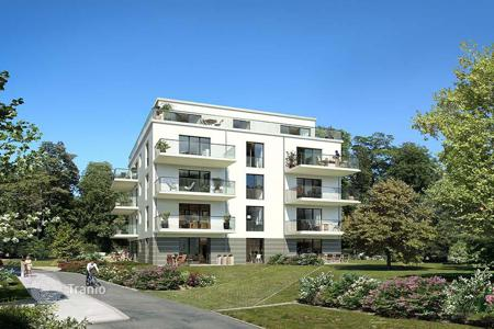 1 bedroom apartments from developers for sale in Europe. New apartment with quality design finish in one of the best parts of Munich — Bogenhausen