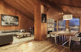 Сhalet style apartment with three bedrooms in a new residence, Moriond, Courchevel, France for 1,530,000 €