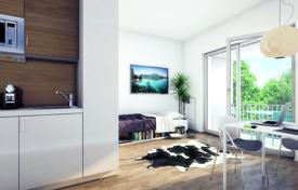 Property for sale in Central Europe. Rental apartment in a new condominium, Munich, Germany