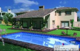 4 bedroom houses for sale in Castille and Leon. Villa under construction in final phase of La Reserva
