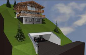 Five-storey chalet close to the slopes in Saalbach-Hinterglemm, Austria. Second Home Status — No Rental Obligations for 1,950,000 €