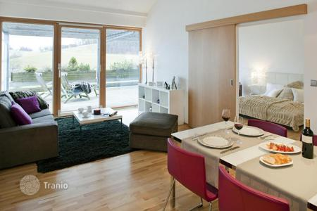 Residential from developers for sale in Steiermark. Luxury apartments for sale located within the largest spa complex