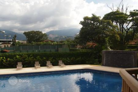 Houses for sale in Costa Rica. 2-story home in a gated community in Santa Ana, Costa Rica