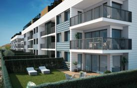 Cheap 2 bedroom apartments for sale in Catalonia. Apartment with a terrace and a private garden in a luxurious residence, at Costa Brava coast, Cap de Creus, El Port de la Selva, Girona