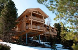 Off-plan property for sale in Central Europe. Сhalet Ski-in ski-out with exceptional architecture and magnificent view to the Dachstein Massive