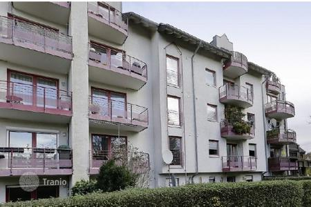 Cheap 1 bedroom apartments for sale in Germany. One-bedroom apartment with a balcony in a prestigious area of Düsseldorf, Germany