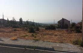 Coastal development land for sale in Agios Athanasios. Building Plot