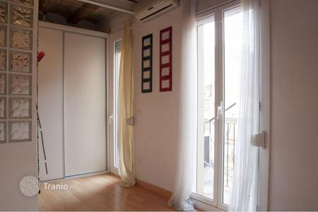 Cheap 1 bedroom apartments for sale in Southern Europe. Light studio, in a few minutes drive to the sea, Barcelona, Spain