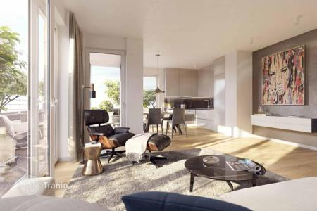 Residential for sale in Bogenhausen. Two bedroom apartment with 2 balconies in a new residential complex in Munich, Bogenhausen district
