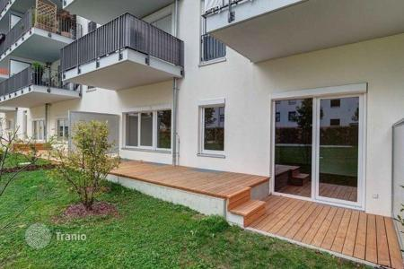 New homes for sale in Bogenhausen. Three-bedrooms apartment with two terraces in Munich