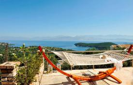 Luxury 3 bedroom houses for sale in Greece. Villa – Corfu, Administration of the Peloponnese, Western Greece and the Ionian Islands, Greece