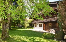 Luxury houses for sale in German Alps. House with a large plot, Gmund am Tegernsee, Germany