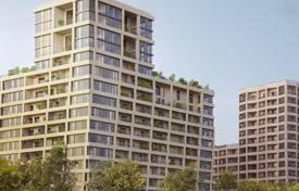 New homes for sale in Paris. Studio in a new residential complex in Paris
