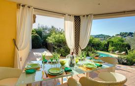 Luxury 4 bedroom houses for sale in Mougins. Modern villa with a private garden and a swimming pool, Mougins, France