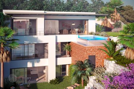 Property for sale in Marseille. Luxury contemporary villa with views, 5 mins walk to the beach